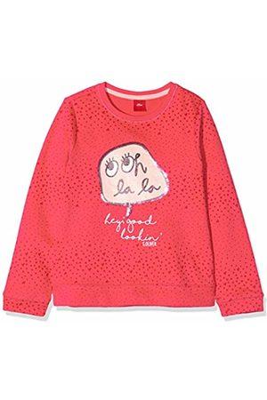 s.Oliver Girl's 54.899.41.0468 Sweatshirt, AOP A
