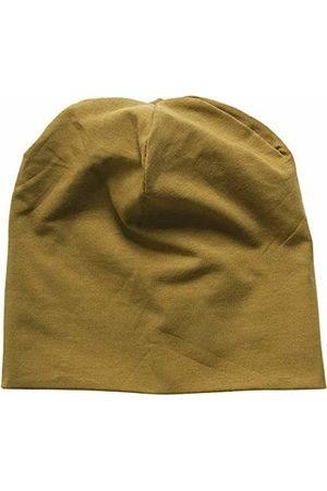 Green Cotton Baby Boys' Alfa Beanie Hat