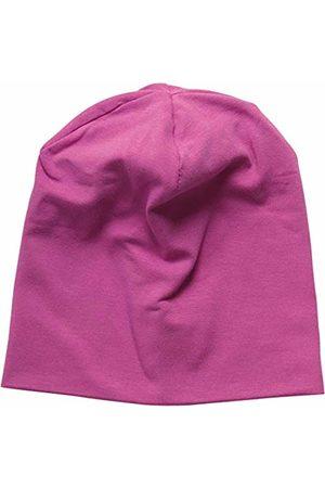 Green Cotton Baby Girls' Alfa Beanie Hat