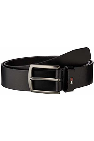 Tommy Hilfiger Men's Denton Leather 3.5 Belt, (( Bds)