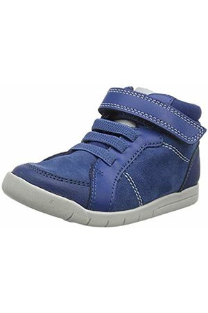 Clarks Girls' Emery Beat T Hi-Top Trainers