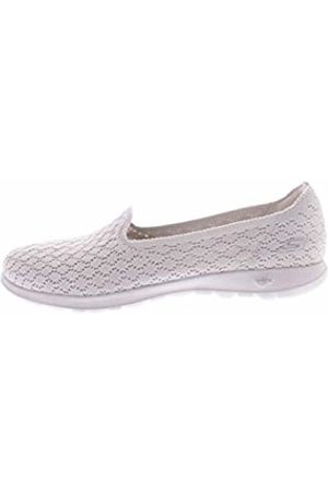 Skechers Women's GO Walk LITE - Daisy Slip On Trainers