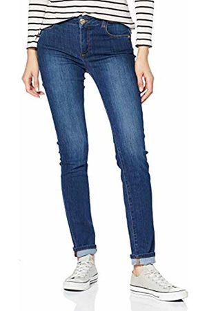 Trussardi Jeans Women's 260 Regular Denim Kate Royal B Straight Jeans, ( U280)