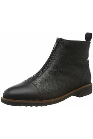 Clarks Women's Griffin Valley Biker Boots, Leather