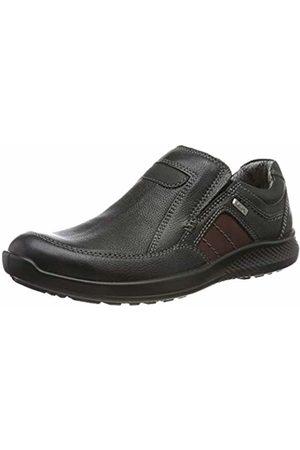 Jomos Men's Campus II Loafers, Oxblood/Schwarz 267-0066