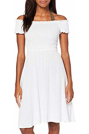 New Look Women's Shirred Bardot Cover-Up