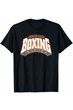 Graphic Tee American Leader Boxing Sport T-Shirt