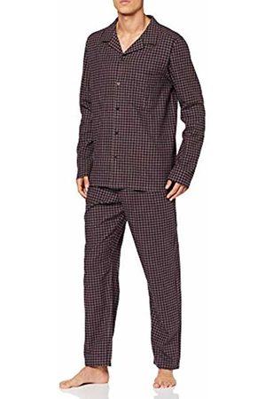 Seidensticker Men's Flanell Pyjama Lang Sets