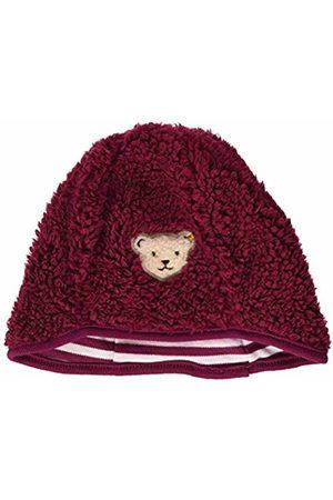 Steiff Baby Girls' Mütze Hat, Beet 4010