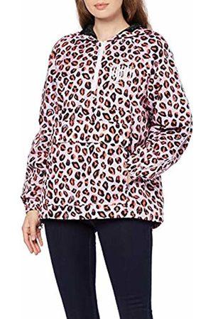 Tommy Hilfiger Women's Tjw Print Piping Detail Popover Jacket, (Leopard 699)