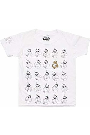 STAR WARS Boy's Bb8 Pattern T-Shirt