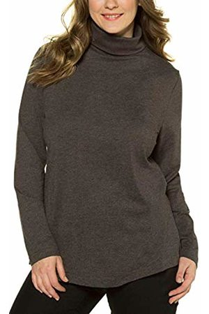 Ulla Popken Women's Shirtrolli Basic Longsleeve T-Shirt