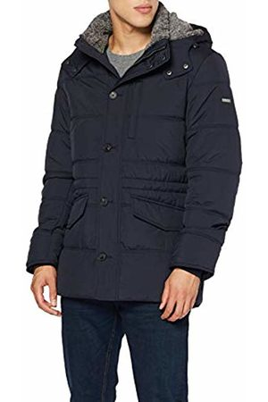 Hackett Men's Polar Fleece Anorak Jacket