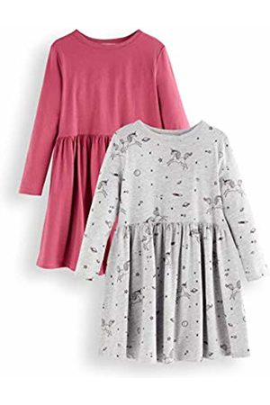 RED WAGON RWG-090 Girls Dresses, 110 (Size:5)