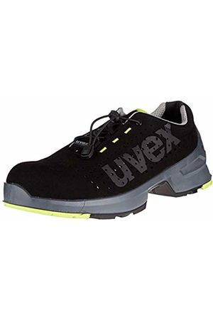 Uvex 1 Work Shoe - Safety Trainer S1 SRC ESD - Lime- - Size 7
