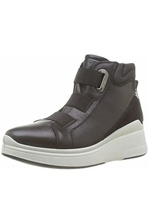 IGI &Co Women's Donna-41418 Hi-Top Trainers, (Nero 4141800)