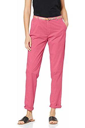 Esprit Women's 039ee1b013 Trouser, ( Fuchsia 660)