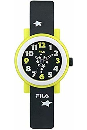 Fila Unisex Adult Analogue Quartz Watch with Plastic Strap 38-202-016