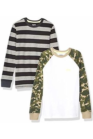 Spotted Zebra 2-pack Long-sleeve Thermal Tops T-Shirt Moto