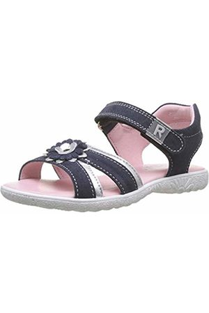 Richter Kinderschuhe Girls' Sole Ankle Strap Sandals 11.5 UK