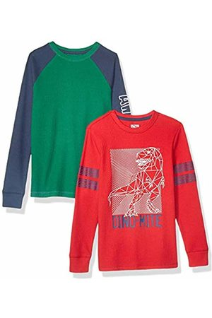 Spotted Zebra 2-pack Long-sleeve Thermal Tops T-Shirt-mite