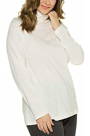 Ulla Popken Women's Shirtrolli Basic Turtleneck