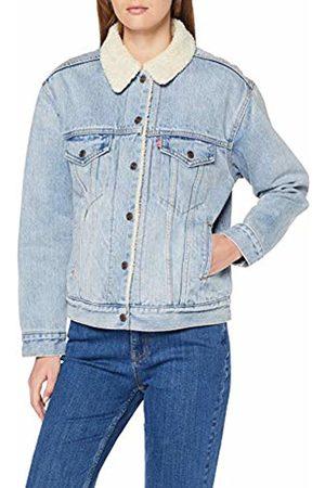 Levi's Women's Ex-Boyfriend Trucker Denim Jacket