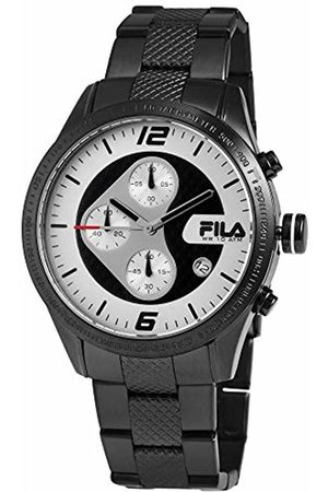Fila Unisex Adult Analogue Quartz Watch with Stainless Steel Strap 38-001-003