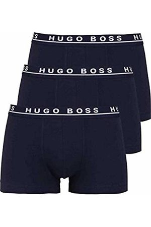 HUGO BOSS Men's Trunk 3p Co/El Boxer Shorts, (Open 480)