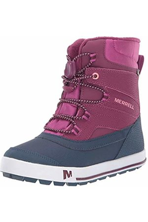 Merrell Unisex Kid's Ml-Snow Bank 2.0 Waterproof Boots