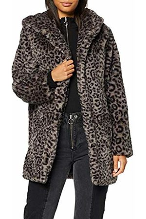 Urban classics Women's Ladies Teddy Coat