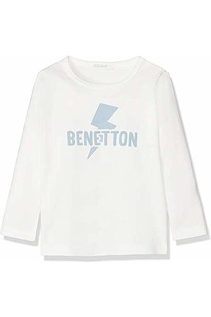 Benetton Baby Boys' Basic Bb2 Kniited Tank Top