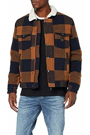 Superdry Men's Hacienda Jacket ( Check H6b)