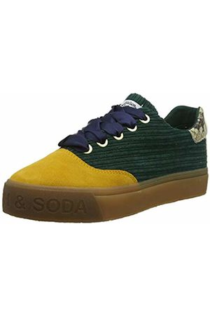 SCOTCH & SODA FOOTWEAR Women's Sylvie Trainers 6.5 UK