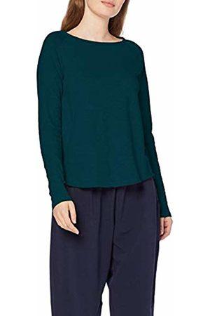 Rich & Royal Women's 19w Hj Longsleeve Long Sleeve Top, (Petrol 777)