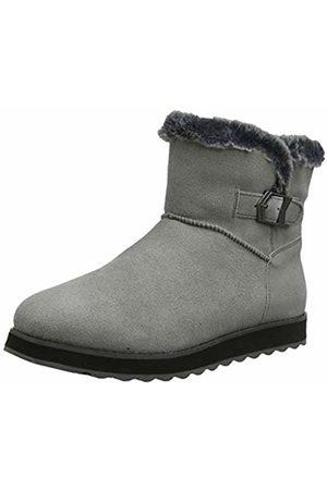 Skechers Women's Keepsakes 2.0 Ankle Boots, ( Suede Gry)