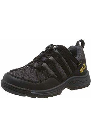 Jack Wolfskin Unisex Kids' Thunderbolt Texapore Low K Wasserdicht Rise Hiking Shoes, ( /Dark 6072)