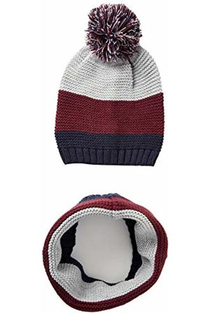 chicco Baby Boys' Completo Cappello Con Scalda Collo Balix Cap