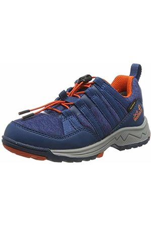 Jack Wolfskin Unisex Kids' Thunderbolt Texapore Low K Wasserdicht Rise Hiking Shoes, ( / 1174)