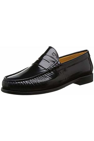 Florsheim Men's Berkley 2 Moccasins Noir ( Brushed Off) 8.5 UK