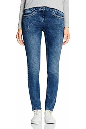 Cecil Women's 372534 Charlize Slim Fit Jeans