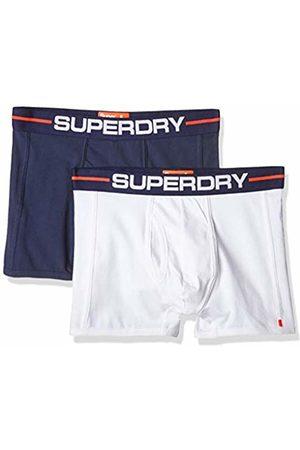 Superdry Men's Sport Boxer Double Pack Shorts