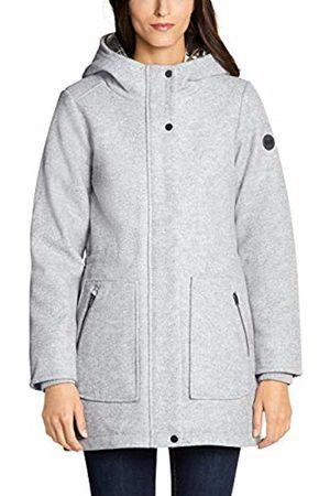 Cecil Women's 100528 Coat, (Mineral Melange 10327)