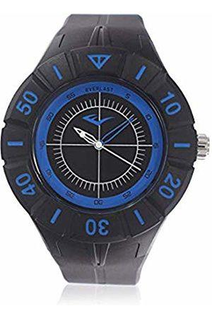 Everlast Unisex Adult Analogue Quartz Watch with PU Strap EVER33-226-001