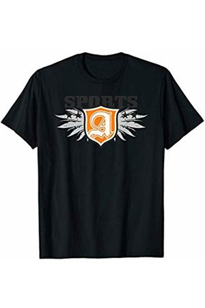 Graphic Tee Sports Athletic Logo Graphic T-Shirt