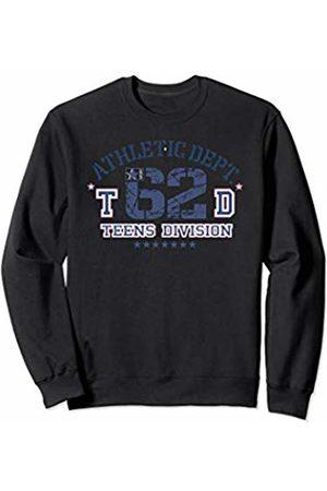 Graphic Tee Athletic Dept Teens Division Sports Sweatshirt