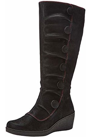 Joe Browns Women's Bold and Beautiful Wedge Boots High ( A)