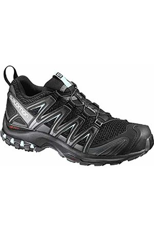 Salomon Women's Trail Running Shoes, XA Pro 3D W/Magnet/Fair Aqua