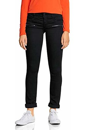 Street one Women's 372562 Jane Casual Fit Slim Jeans, ( Soft wash 11546)