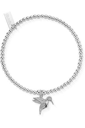 ChloBo Sterling Cute Charm Hummingbird Bracelet